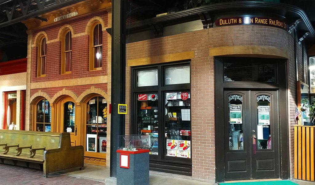 Depot Square - Lake Superior Railroad MuseumLake Superior
