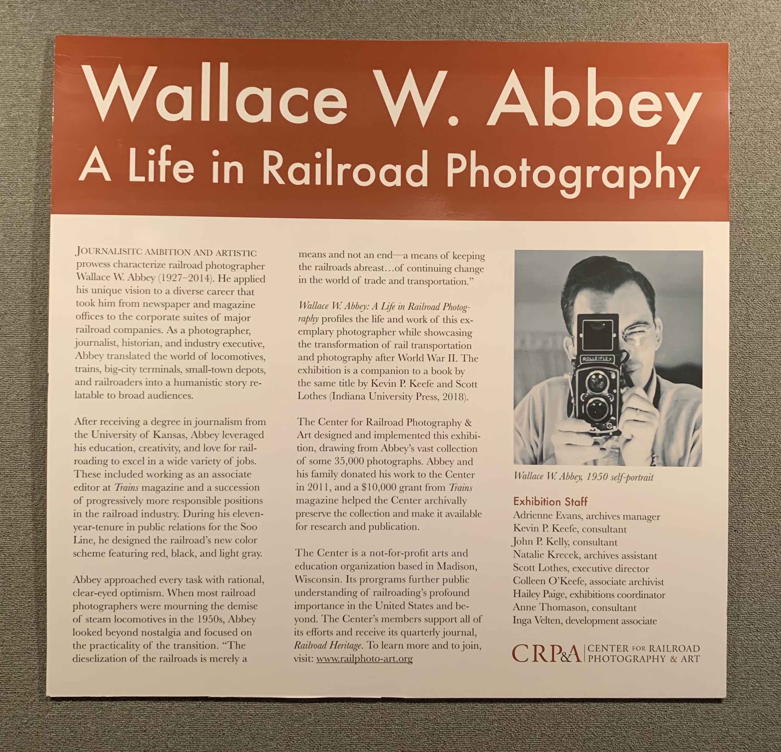 New Exhibit A Life In Railroad Photograpghy Lake Superior Railroad Museumlake Superior Railroad Museum